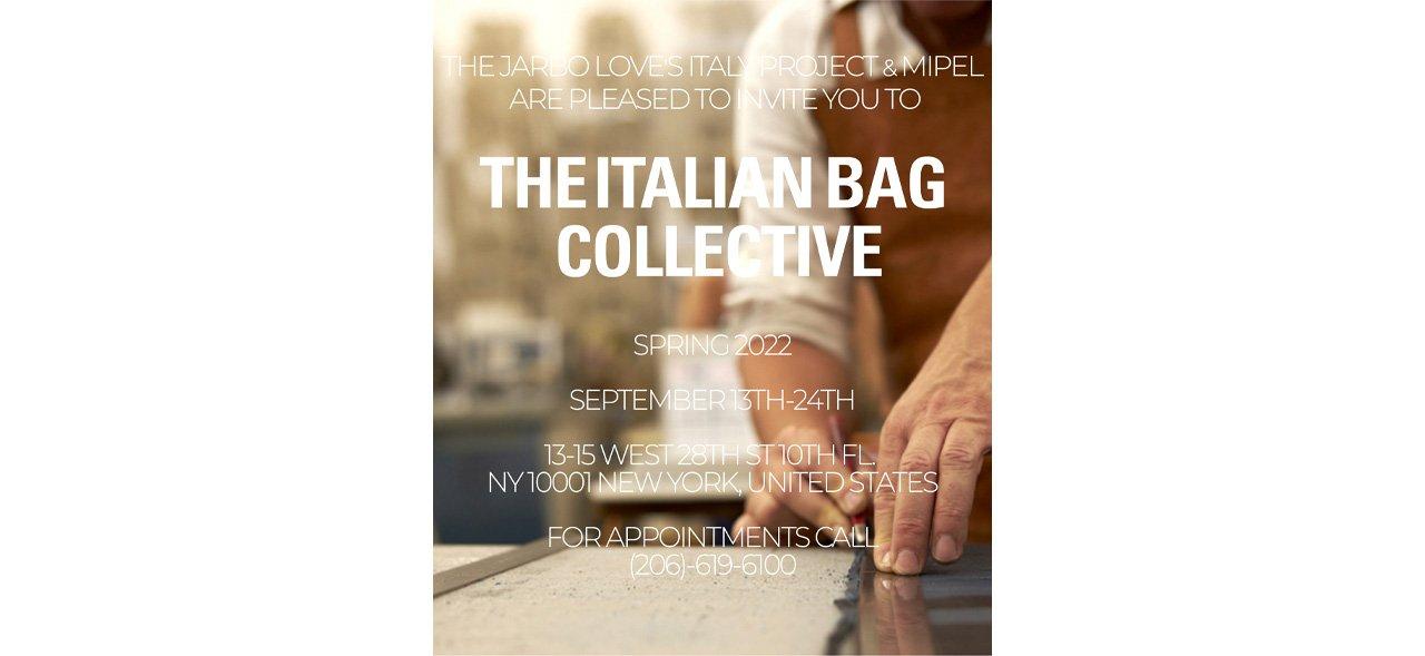THE ITALIAN BAG COLLECTIVE