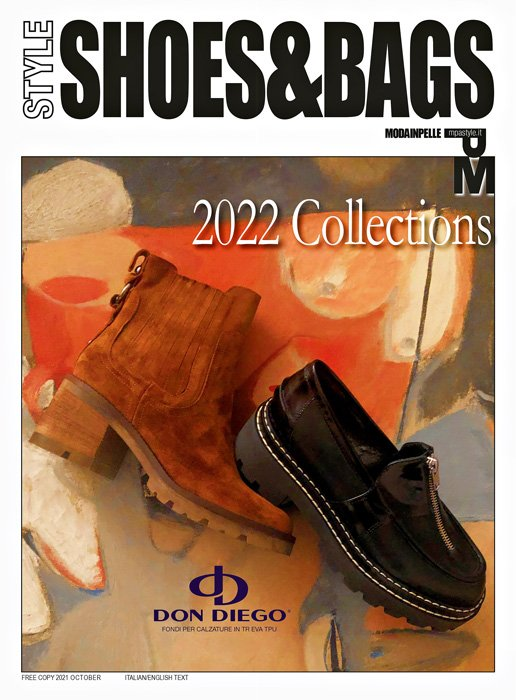 Style shoes and bags october 2021