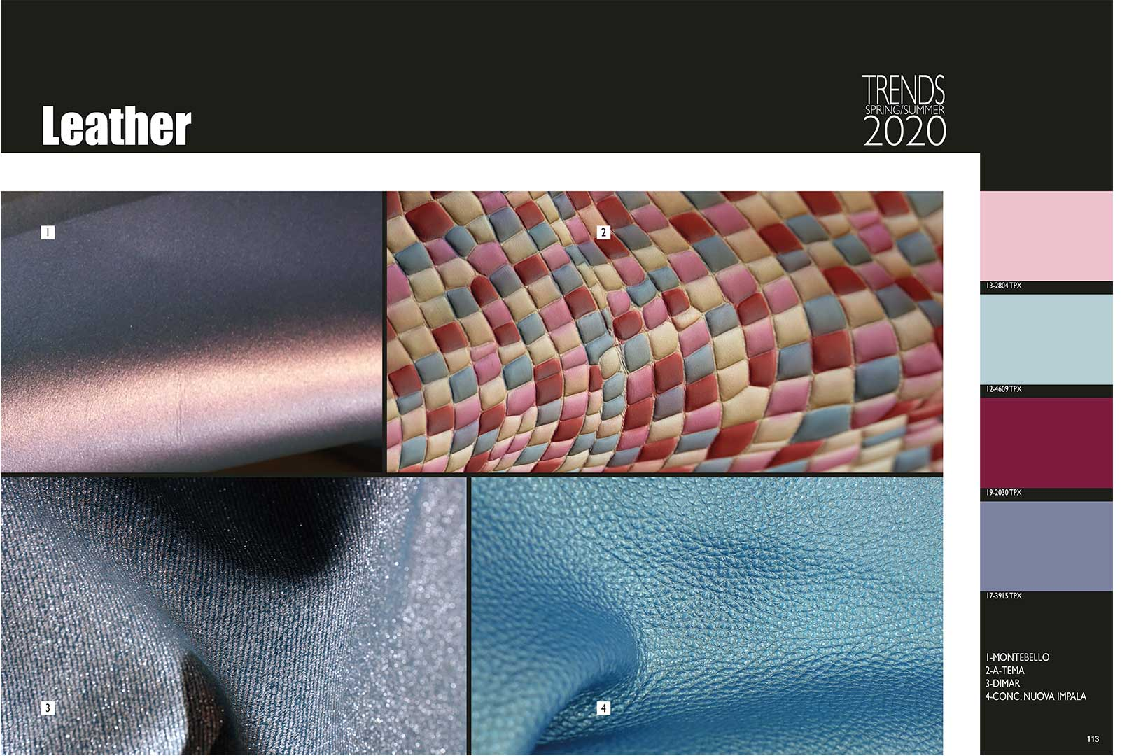 Leather Trends 2020