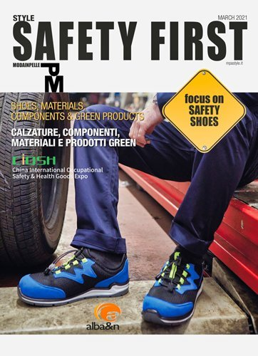 Style Safety First Marzo 2021