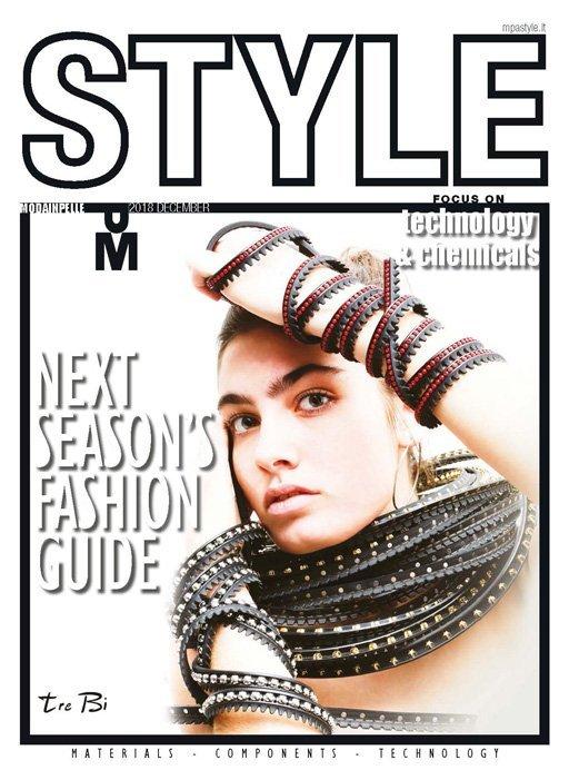 Cover Style Dicembre 2018